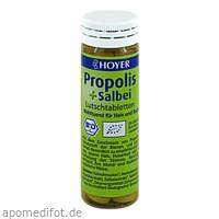 HOYER Propolis & Salbei Lutschtabletten, 60 ST, HOYER GmbH