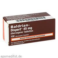 BALDRIAN DISPERT 45mg, 100 ST, Cheplapharm Arzneimittel GmbH