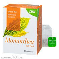 Momordica charantia mit Zimt Kräuterteemischung, 40 ST, Salus Pharma GmbH