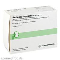 REDUCTO SPEZIAL, 100 ST, Hormosan Pharma GmbH
