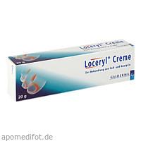 LOCERYL CREME, 20 G, Galderma Laboratorium GmbH