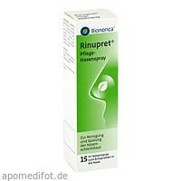 Rinupret Pflege Nasenspray, 15 ML, Bionorica Se
