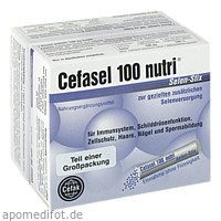 Cefasel 100 nutri Selen-Stix, 40 ST, Cefak KG