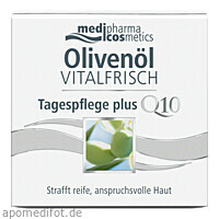 Olivenöl vitalfrisch Tagespflege, 50 ML, Dr. Theiss Naturwaren GmbH