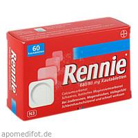 Rennie, 60 ST, Eurimpharm Arzneimittel GmbH