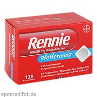 Rennie, 120 ST, Eurimpharm Arzneimittel GmbH
