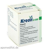 Kreon 10000 Kapseln, 50 ST, Eurimpharm Arzneimittel GmbH