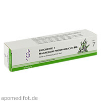 Biochemie 7 Magnesium phosphoricum D 6, 100 ML, Bombastus-Werke AG