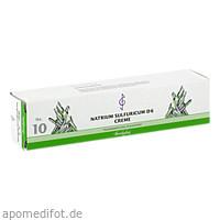 Biochemie 10 Natrium sulfuricum D 6, 100 ML, Bombastus-Werke AG