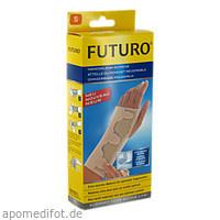 Futuro Handgelenk-Schiene li/re Gr.S, 1 ST, 3M Medica Zwnl.d.3M Deutschl. GmbH