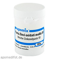PASTA ZINCI OXIDAT MOLL SR, 100 G, Apomix Amh Niemann GmbH & Co. KG