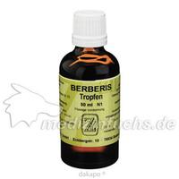 BERBERIS TROPFEN, 50 ML, Fritz Zilly GmbH