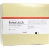 CONIUM INJ S, 100 ST, Biologische Heilmittel Heel GmbH
