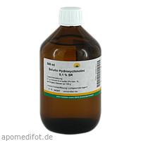 SOLUTIO HYDROXYCHIN. 0,1% SR, 500 ML, Glenwood GmbH