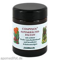 COMPINOL ALPENKRAEUTER BAL, 100 ML, Josef Mack GmbH & Co. KG
