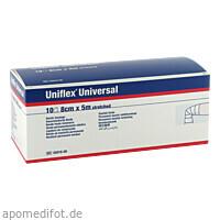 UNIFLEX UNIV 5MX8CM W ZELL, 10 ST, Bsn Medical GmbH