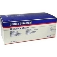 UNIFLEX UNIV 5MX12CM W ZEL, 10 ST, Bsn Medical GmbH
