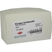 URINAUFFANGBTL KIND 201449, 10 ST, Büttner-Frank GmbH