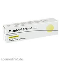 MICOTAR CREME, 50 G, Dermapharm AG