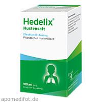 HEDELIX HUSTENSAFT, 100 ML, Hermes Arzneimittel GmbH