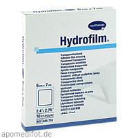 Hydrofilm Transparentverband 6x7cm, 10 ST, Paul Hartmann AG