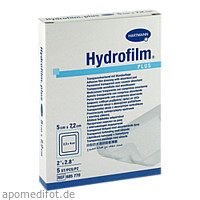 Hydrofilm Plus Transparentverband 5x7.2cm, 5 ST, Paul Hartmann AG