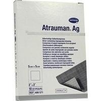 Atrauman AG steril 5x5cm, 10 ST, Bios Medical Services GmbH