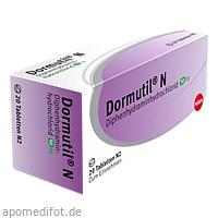 DORMUTIL N, 20 ST, PUREN Pharma GmbH & Co. KG