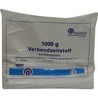 VERBANDZELLSTOFF HOCHGEBLEICHT CHLORFR KONF, 1000 G, Fesmed Verbandmittel GmbH