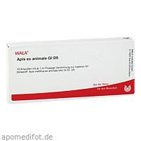 APIS EX ANIMALE GL D 5, 10X1 ML, Wala Heilmittel GmbH