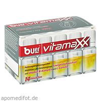 BUER VITAMAXX TRINKFLÄSCHCHEN, 14 ST, DR. KADE Pharmazeutische Fabrik GmbH