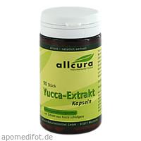 Yucca Extrakt Kapseln, 90 ST, Allcura Naturheilmittel GmbH