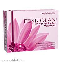 FENIZOLAN 600mg, 1 ST, Exeltis Germany GmbH