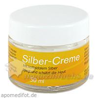 SILBER CREME m.kolloidalem Silber, 50 ML, Allcura Naturheilmittel GmbH