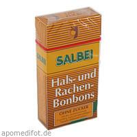 SALBEI HALS HUSTEN O ZU, 40 G, Hübner Naturarzneimittel GmbH