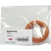 MUTTERRING SIL 60MM 106903, 1 ST, Büttner-Frank GmbH