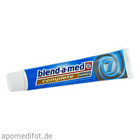 blend-a-med complete plus weiss, 75 ML, Wick Pharma / Procter & Gamble GmbH