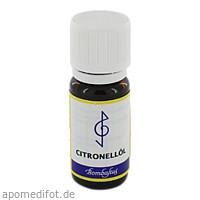 CITRONELL Öl, 10 ML, Bombastus-Werke AG
