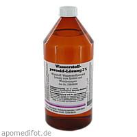 WASSERSTOFFPEROXID LOE 3%, 1000 ML, P.W. Beyvers GmbH