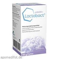 Lactobact Junior, 60 G, HLH BioPharma GmbH
