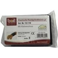 BORT Handgelenkbandage schwarz Gr.3, 1 ST, Bort GmbH