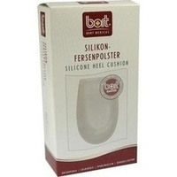 BORT Silikon-Fersenpolster small, 2 ST, Bort GmbH