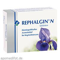 REPHALGIN N, 50 ST, Repha GmbH Biologische Arzneimittel
