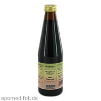Heidelbeer Saft pur Vitalhaus, 330 ML, Axisis GmbH