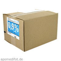 Isotonische NaCl 0.9% DELTAMEDICA Plastikinf., 10X250 ML, DELTAMEDICA GmbH