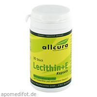 LECITHIN + VITAMIN E1000MG, 30 ST, Allcura Naturheilmittel GmbH