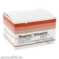 MEGALAC ALMASILAT, 50X10 ML, Hermes Arzneimittel GmbH