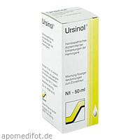 Ursinol, 50 ML, Steierl-Pharma GmbH