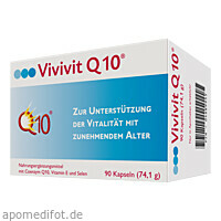 VIVIVIT Q 10, 90 ST, Dr. Gerhard Mann