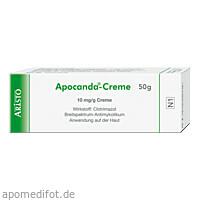 APOCANDA, 50 G, Aristo Pharma GmbH